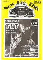 Now Dig This 100% Rock'n Roll  N°317 De Août 2009  TEENAGE TNT - Divertissement