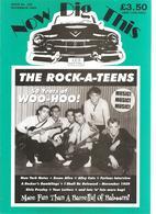 Now Dig This 100% Rock'n Roll  N°320 De Novembre 2009  THE ROCK A TEENS 50 Years Of WOO-HOO! - Divertissement