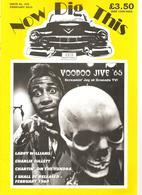 Now Dig This 100% Rock'n Roll  N°323 De Février 2010 WOOD JIVE 65 Screamin' Jay At Granada TV! - Divertissement