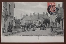 HENRICHEMONT (18) - GRAND'RUE DE BOISBELLE - Henrichemont