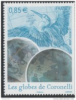 FRANCE 2008 LES GLOBES DE CORONELLI NEUF** YT 4144                     --                              TDA264 - Unused Stamps