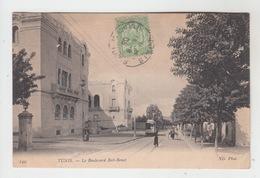 TUNIS/ BOULEVARD BAB BENAT - Tunisia