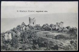 Slovakia / Hungary: Nagysáros (Velky Saris / Groß-Scharosch), II Ferenc Rákóczi Castle  1906 - Slovaquie