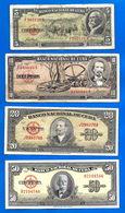 Lot Cuba 5 10 20 50 Pesos 1958 Peso Centavos Kuba Paypal Skrill Bitcoin OK - Cuba