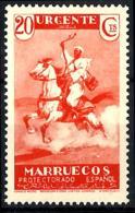 Marruecos Español Nº 147 En Nuevo - Marruecos Español