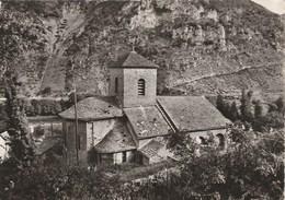 LA MALENE Eglise Romane 164G - France