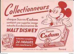 BUVARD CADUM WALT DISNEY TRE BON ETAT - Parfums & Beauté