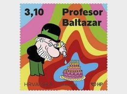 Kroatië / Croatia - Postfris / MNH - Professor Baltazar 2018 - Kroatië