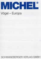 Vögel In Europa 2017/2018 Briefmarken MlCHEL Katalog Neu 70€ WWF Fauna Stamps Sheets New Topics Catalogue Of Birds - Motivkataloge
