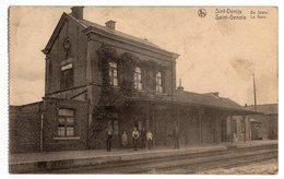 Sint Genois Sint Denijs Statie La Gare - Andere