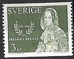 Sweden  1965  Sc#687   3k   Bremer  MH*  2016 Scott Value $4 - Sweden