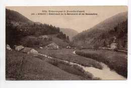 - CPA GIGOT (25) - Confluent De La Réverotte Et Du Dessoubre 1944 - Editions C. Lardier 589 - - Otros Municipios