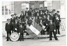 34 - Montbazin - Fanfare Photo 1975 - Cartes Postales