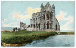 WHITBY : THE ABBEY - Whitby