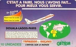 *GUINEA-BISSAU* - Scheda A CHIP Usata - Guinea-Bissau