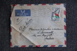 Lettre De MADAGASCAR Vers TOULOUSE - Madagaskar (1889-1960)