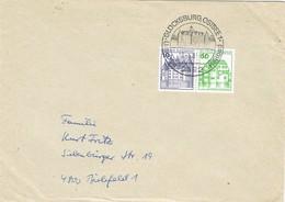 28538. Carta GLUCKSBURG Ostsee (Alemania Federal) 1981. Heilbad - [7] República Federal