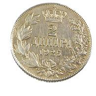 2 Dinar - Yugoslavie - 1925 - Ni.Bronze - TTB - - Yugoslavia