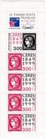 Carnet Neuf** TTB  Non Plié  (BC 3213) Philex France 1999 - Carnets