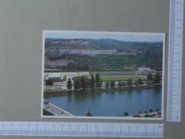 PORTUGAL - ESTADIO UNIVERSITÁRIO -  UNIVERSIDADE DE COIMBRA -   2 SCANS  - (Nº22495) - Coimbra