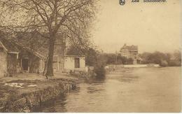 ZELE : Scheldeoever - Cachet De La Poste 1932 - Zele