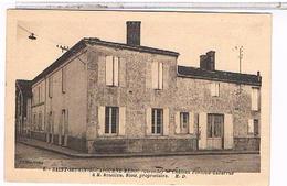 CPA  33 SAINT SERIN DE  CADOURNE CHATEAU PONTOISE GABARRUS M. BOUILLAU   CP939 - France