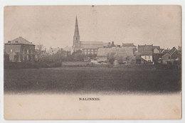 Cpa Nalinnes - Ham-sur-Heure-Nalinnes