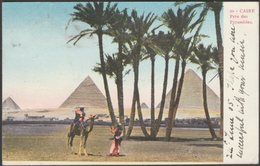 Près Des Pyramides, Caire, 1905 - U/B CPA - Gizeh