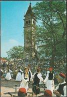 Narodna Nošnja Iz Konavala, Čilipi, Dubrovnik, C.1970 - Turistkomerc Razglednica - Croatia
