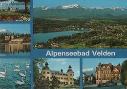 Österreich - Velden - U.a. Schloss - 1982 - Velden