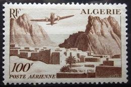ALGERIE              P.A 10                 NEUF* - Algeria (1924-1962)