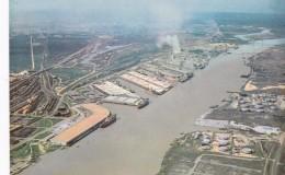 Alabama Montgomery Aerial View Of State Docks - Montgomery
