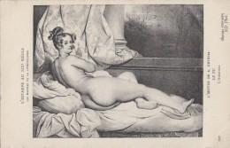 Arts - Histoire XIXème Siècle - Estampe Lithographie - Nu - Femme - Libertinage - Editeur ND N° 607 - Attention - Schöne Künste