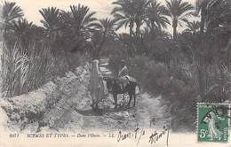 Afrique Algérie  -Scènes & Types- Dans L'Oasis (- Editions :LL 6071  )*PRIX FIXE - Algérie