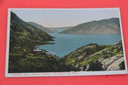 Montenegro Risanski Zaliv Risano Gulf NV - Montenegro
