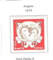 Brasile PO 1975 Angels   Scott.1414+ See Scan On Scott.Page+ - Nuevos