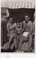 Original Photo Holiday Beach - Pin-ups