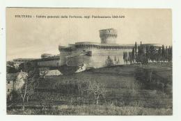 VOLTERRA - VEDUTA GENERALE DELLA FORTEZZA OGGI PENITENZIARIO - NV FP - Pisa