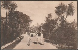 Morrab Gardens, Penzance, Cornwall, 1913 - Frith's Postcard - Other