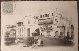 ALGERIE.ALGER.L'AMIRAUTE. CIRCULE 1905. - Algiers