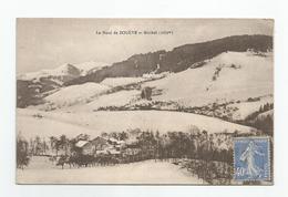 74 Haute Savoie - Le Nord De Bogève Et Miribel 1932 Ed Fauraz - Francia