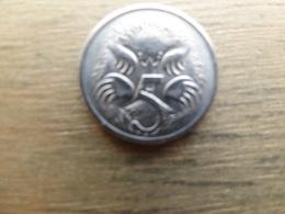 Australie  5  Cents   2000  Km 401 - Monnaie Décimale (1966-...)