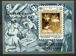 Upper Yafa ** Ref. Michel Bloc N° 11 - Tableau De Degas - - Verenigde Arabische Emiraten