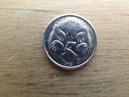 Australie  5  Cents   2013  Km 401 - Monnaie Décimale (1966-...)