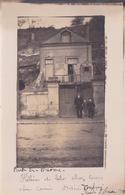 37 - SAINT ETIENNE DE CHIGNY - CARTE PHOTO - SITUÉ A Le Pont De Bresme - Other Municipalities