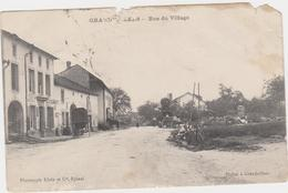1 Cpa: Grandvillers - France