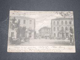 CHINE - Carte Postale De Shangaï  - Central Hôtel , Voyagé En 1905 - L 16572 - Chine