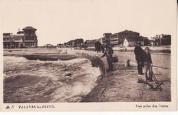 34 PALAVAS LES FLOTS -- Vue Prise Des Jetées + Pêcheurs N° 7 - Palavas Les Flots