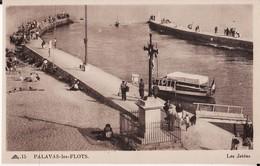 34 PALAVAS LES FLOTS -- Les Jetées Animées N° 15 - Palavas Les Flots
