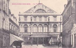 62 BOULOGNE SUR MER - Theatre  - CPA 9x14  N/B  TBE Neuve - Boulogne Sur Mer